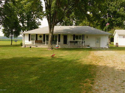 Harrisburg IL Single Family Home For Sale: $125,000
