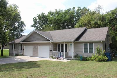 Carterville Multi Family Home For Sale: 117-119 N Carter Street
