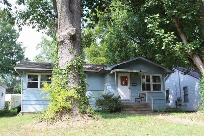 Murphysboro Single Family Home For Sale: 2316 McCord Street