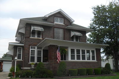 Johnston City Single Family Home For Sale: 404 E 5th