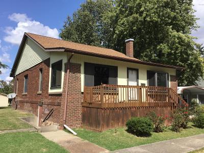 Benton Single Family Home For Sale: 211 McFall Street