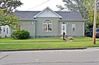 Metropolis Single Family Home For Sale: 705 Girard Street