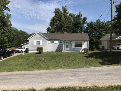 West Frankfort Single Family Home For Sale: 512 N Walnut Street