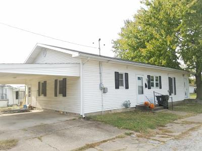 Single Family Home For Sale: 402 Baggott