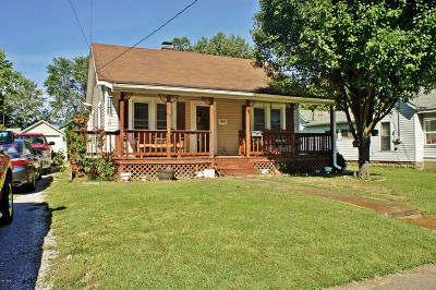 Massac County Single Family Home For Sale: 1903 North Avenue