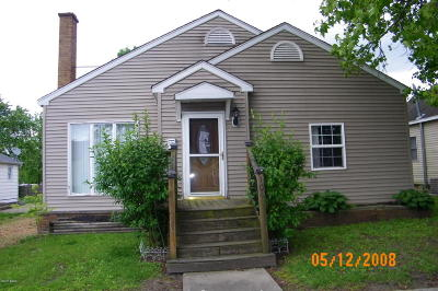 Herrin Single Family Home For Sale: 104 S 18th St