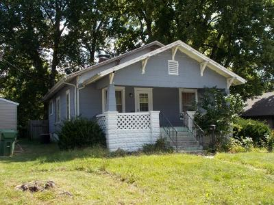Murphysboro Single Family Home For Sale: 718 N 23rd Street