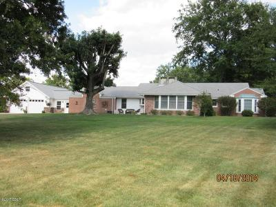 Herrin Single Family Home Active Contingent: 220 Wyatt Drive