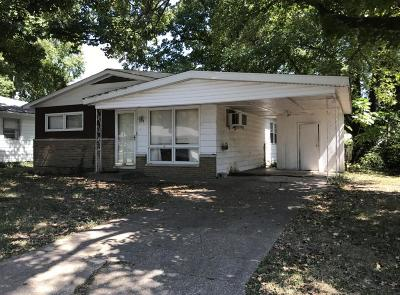 Carbondale Multi Family Home Active Contingent: 313 S Cedarview