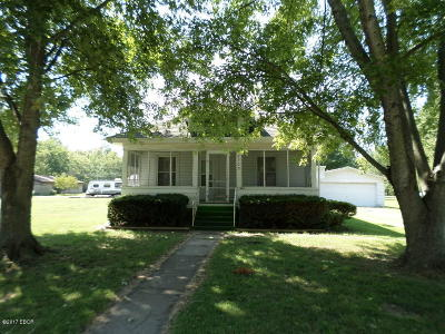 Herrin Single Family Home For Sale: 2709 N 12th