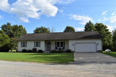 Johnston City Single Family Home Active Contingent: 10979 Frosty Lane