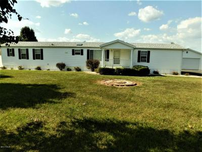 West Frankfort Single Family Home For Sale: 15065 State Highway 149