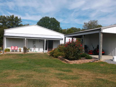 Harrisburg IL Single Family Home For Sale: $154,900