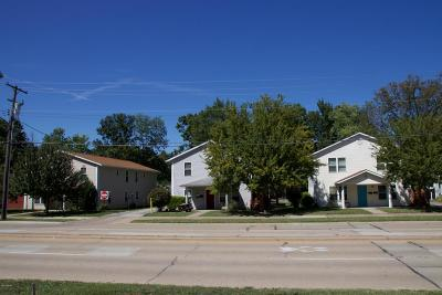 Carbondale Multi Family Home For Sale: 902-908 W Mill Street