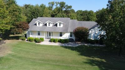 West Frankfort Single Family Home Active Contingent: 11894 Foxcroft Drive