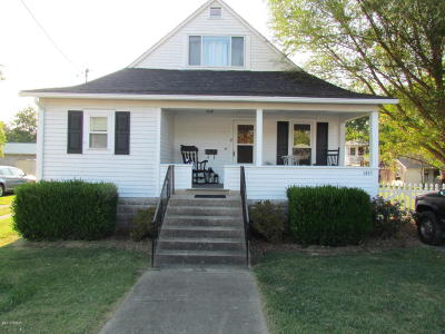 Herrin Single Family Home For Sale: 1415 N Park Avenue