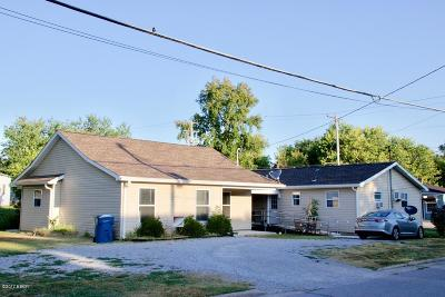 Carterville Multi Family Home For Sale: 215 E Grand