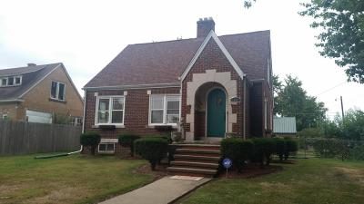 West Frankfort Single Family Home For Sale: 1002 E Poplar