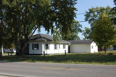Benton Single Family Home For Sale: 1110 Bailey Lane