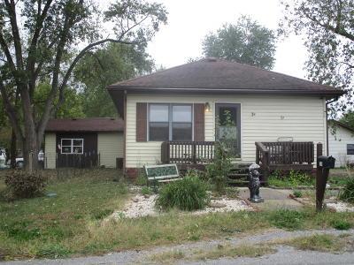 Benton Single Family Home For Sale: 1106 Bailey Lane