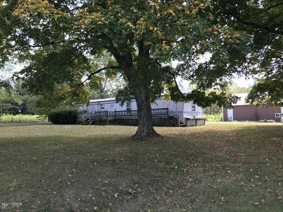 Cobden Single Family Home Active Contingent: 2560 Cobden School