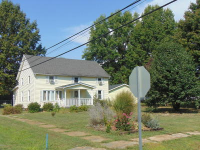 Pittsburg Single Family Home For Sale: 201 N Frye