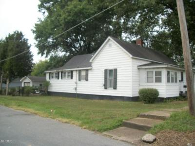 Single Family Home For Sale: 801 Dewey