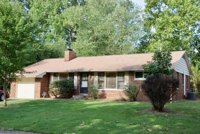 Carbondale Single Family Home For Sale: 1002 S Skyline Drive