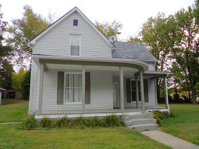Eldorado Single Family Home For Sale: 854 Benton Street
