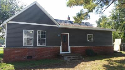 Herrin Single Family Home For Sale: 217 N 9th Street