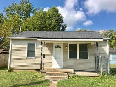 Marion Single Family Home For Sale: 1118 Midway Court