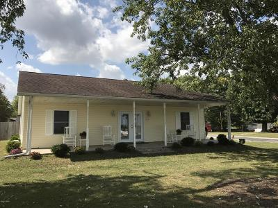 Elkville IL Single Family Home For Sale: $90,000