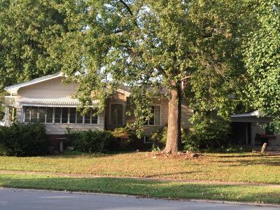 Marion Single Family Home For Sale: 611 Pleasant Court