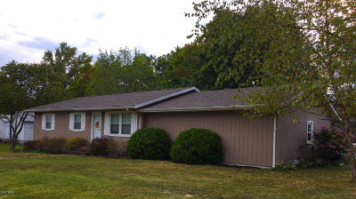Carterville IL Single Family Home For Sale: $99,500