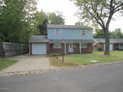 Marion Single Family Home For Sale: 1005 Roberta