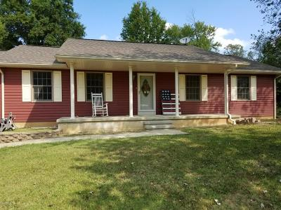 West Frankfort Single Family Home For Sale: 2009 E Cleveland Street