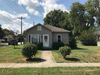 Marion Single Family Home For Sale: 710 S Bentley Street