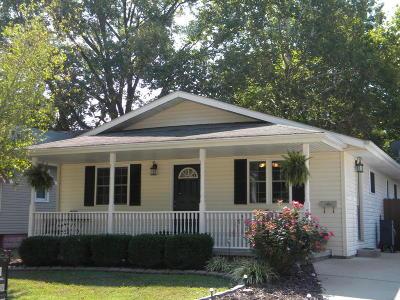Murphysboro Single Family Home For Sale: 2105 Hortense