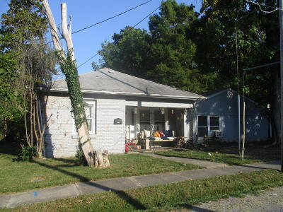 Benton Single Family Home For Sale: 418 N 10th Street