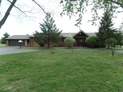 Saline County Single Family Home Active Contingent: 4390 Somerset Road