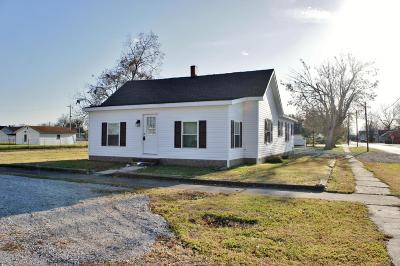 Massac County Single Family Home For Sale: 700 E 6th Street