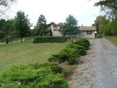 Williamson County Single Family Home For Sale: 9756 Stotlar Road