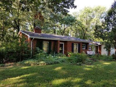 Single Family Home For Sale: 385 Walnut Grove Road