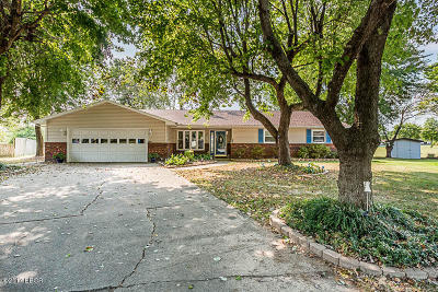 Marion Single Family Home For Sale: 1012 Kimberly Court