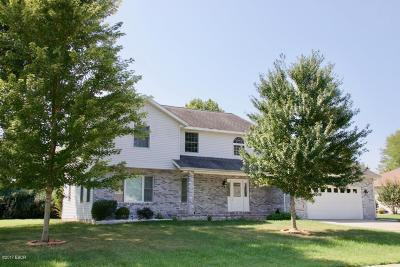 Carbondale Single Family Home For Sale: 3005 Alveria