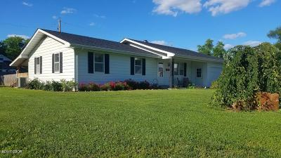 Gallatin County Single Family Home For Sale: 607 E Main