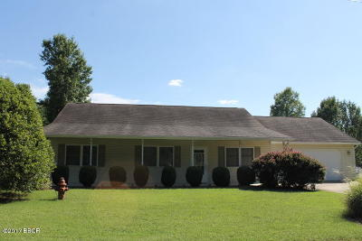 Carterville Single Family Home Active Contingent: 1211 California Street