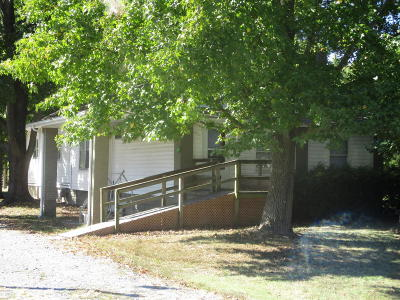 Johnston City Single Family Home For Sale: 14205 Prosperity Road