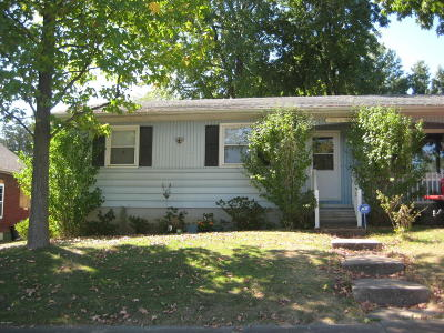 West Frankfort Single Family Home For Sale: 311 N Parkhill