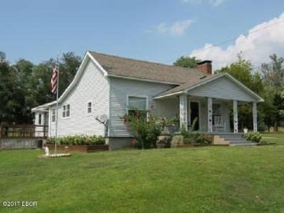 Johnson County Single Family Home For Sale: 134 W 2nd Street